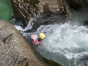 canyoning piemonte