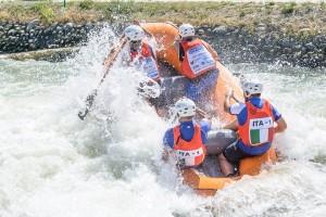Campionati Europei Rafting