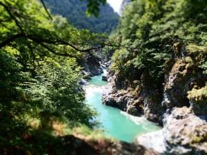 Trekking Fluviale Gole del Sesia
