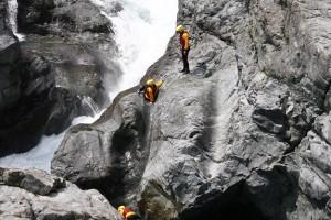 Trekking Fluviale nelle Gole del Sesia
