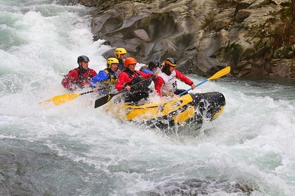 Campionato Italiano di Rafting - ultima prova