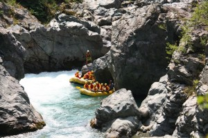 Rafting in Valsesia