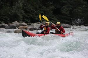 Sport fluviali valsesia