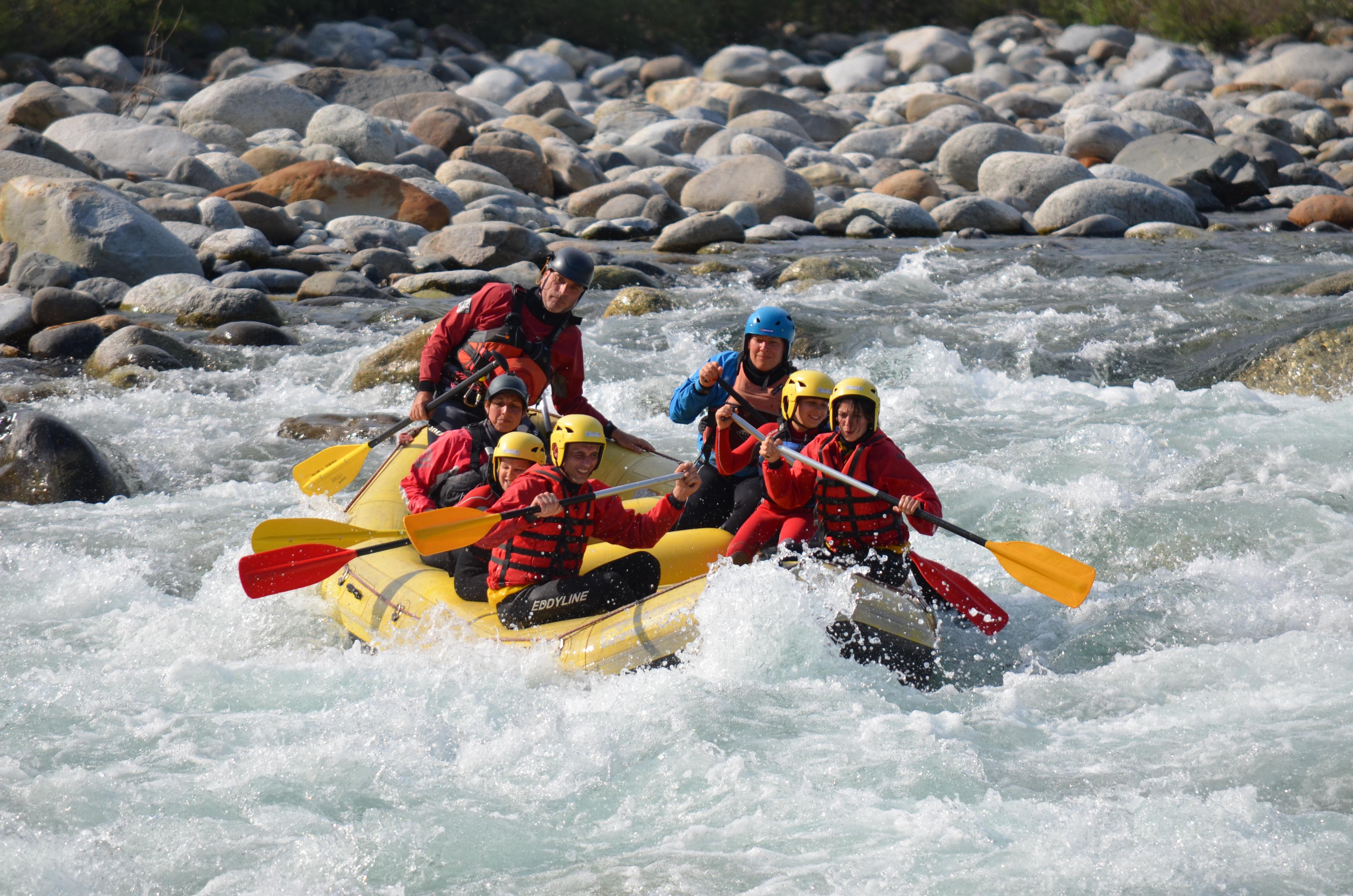 rafting-bambini